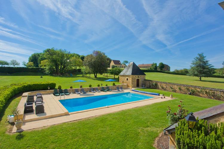 Magnifique Manoir et sa grande piscine chauffée