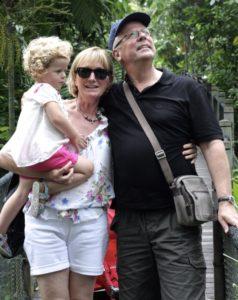 Evie, Kerry et Tomas