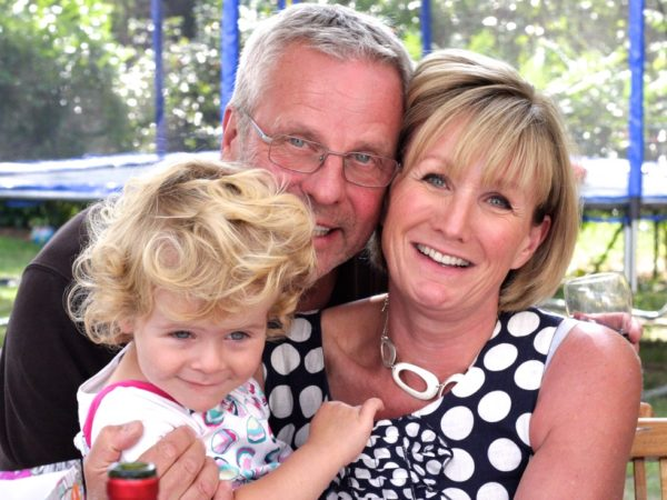Evie, Tomas et Kerry
