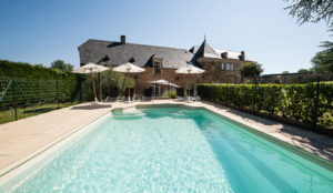 Booking our private luxury gites